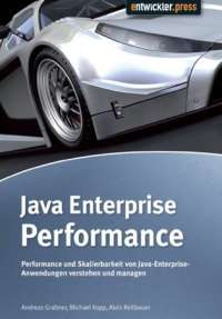 Buchrezension 'Java Enterprise Performance'