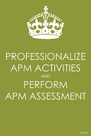 Keep Calm and Perform APM Assessment